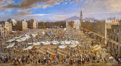 Nápoles era la más rica y viciosa ciudad del mundo, y la más populosa, pardiez.