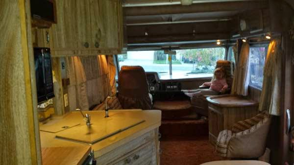 Used Rvs 1979 Vogue Motor Home For Sale By Owner