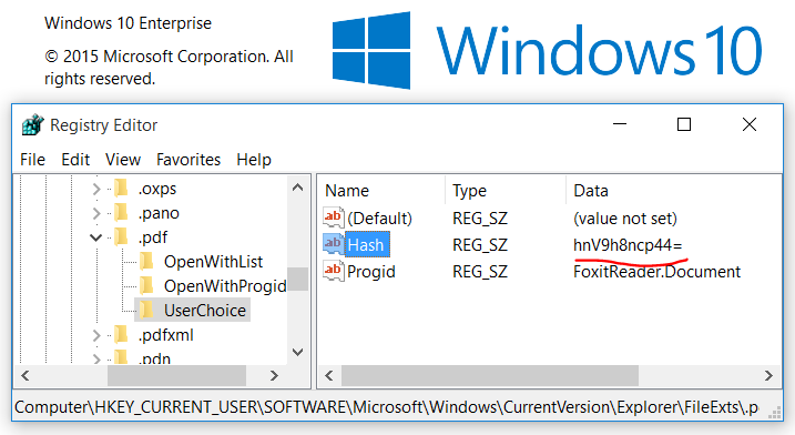 How to Reset File Associations in Windows 10  winaerocom