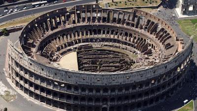 Ανοίγουν οι κερκίδες του Κολοσσαίου για το κοινό