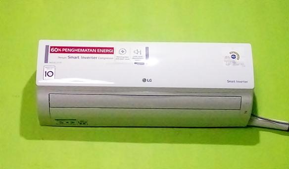 Kelebihan AC Inverter dari AC Low Watt dan AC Standard