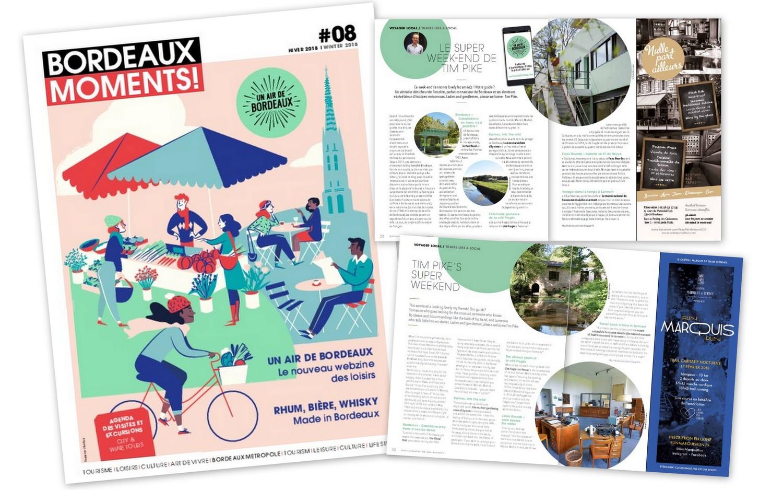 Si Vous Tes Actuellement Bordeaux Ou Sa Mtropole Rendez Dans Un Office De Tourisme Laccueil Dun Htel Dune Mairie Et Procurez