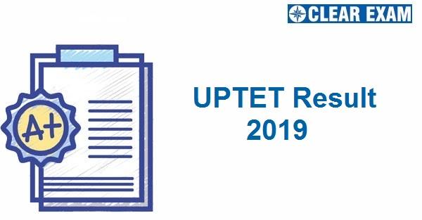 UPTET 2019 Result