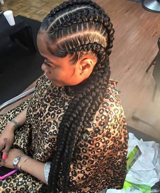 graceful hair makeover trending