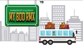 Harmonize X Q Chilla - My Boo Remix