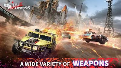 تحميل لعبة Metal Madness: PvP Shooter مهكرة
