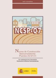 Descarga la Norma NCSP-07 de Construcción Sismorresistente: Puentes