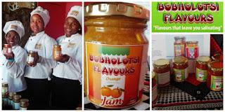 Bobholotsi Flavours, Swaziland