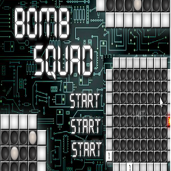Bomb Squad (Logical Game)