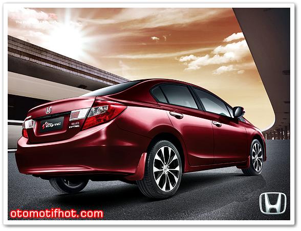 Spesifikasi Honda Civic 2015