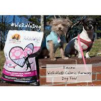 Review: WeRuVa® Caloric Harmony Dog Food #WeRuVaDog