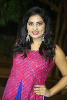 Srushti in beautiful Pink Sleeveless Dress Cute Actress Dimples ~  Exclusive 029.JPG