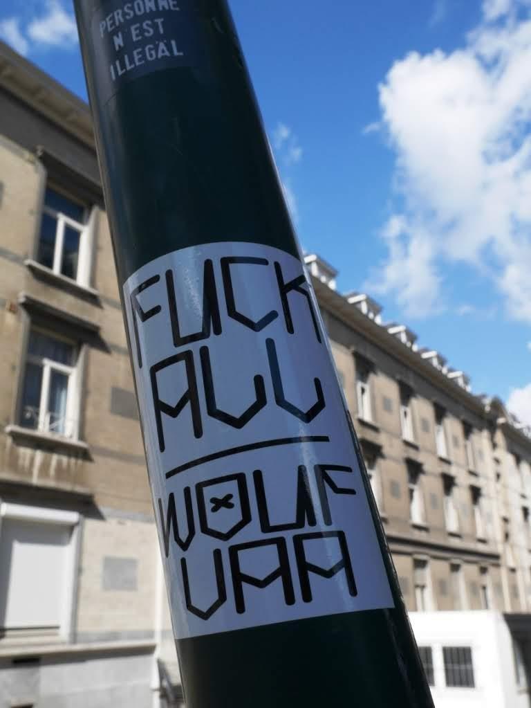 street-art brussels