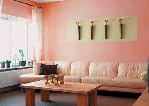 Lihat Trend Desain Warna Cat  Ruang  Tamu  Terbaru  Kumpulan