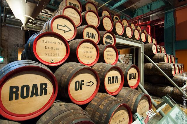 Visitar Guinness Storehouse Dublin Irlanda