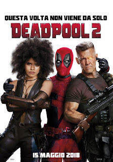 Download Deadpool 2 (2018) Subtitle Indonesia  Full Movie