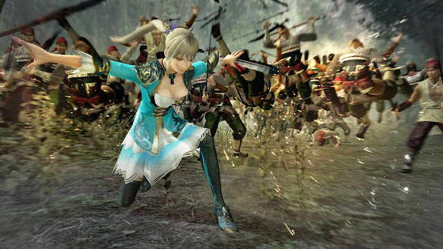 Dynasty Warriors 8 Empires PC Download Full Version Gameplay