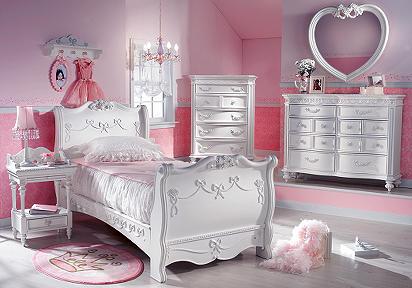 Dormitorios de princesa disney dormitorios colores y estilos for Muebles de princesas disney