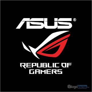 ASUS ROG Republic Of Gamers Logo vector (.cdr)