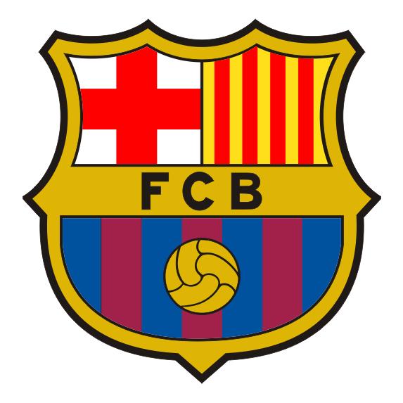 Logo Vector Klub Sepakbola Barcelona