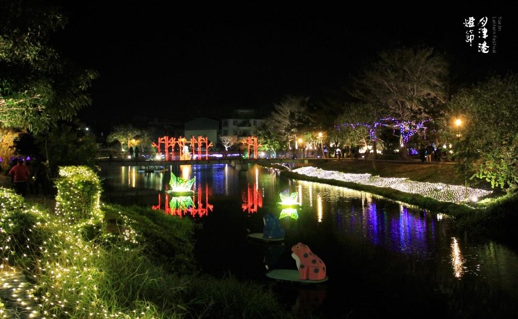 2015月津港燈節,台南鹽水-2