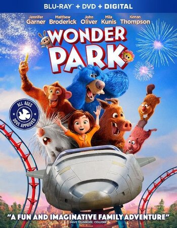 Wonder Park (2019) Dual Audio Hindi ORG 480p BluRay x264 300MB ESubs Movie Download