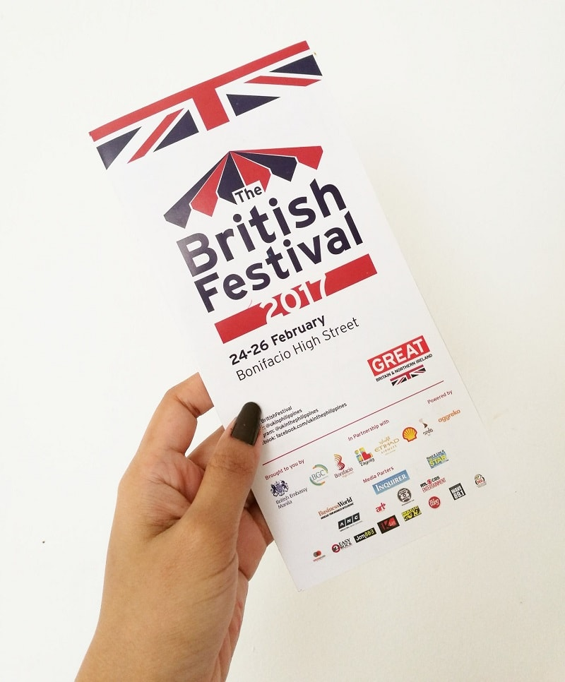 Great British Festival 2017