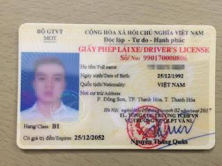 học lái xe ô tô số tự động b1