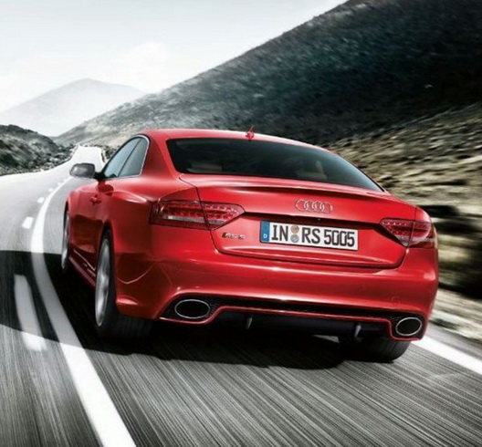 New 2012 Audi RS5 A Powerful Sports Car