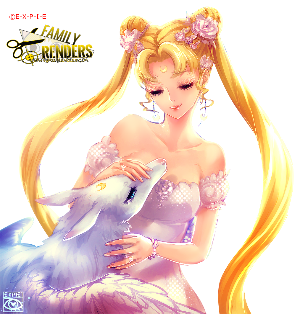 render Princess Serenity