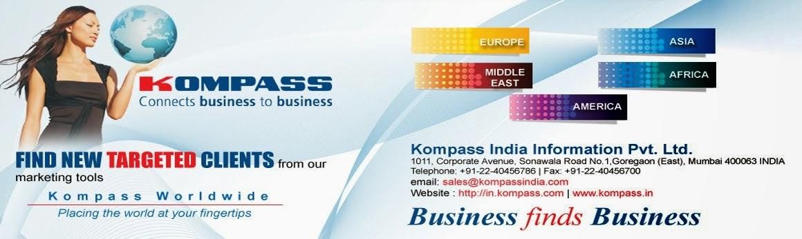 Kompass India : Online Business Directory