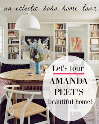 Hello Lovely Studio Amanda Peet Home Tour