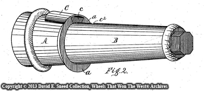 WHEELS THAT WON THE WEST®: Questions on Wagon Skeins