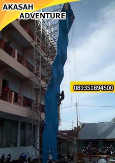 Bandung Biaya Jasa Pembuatan Wall Climbing Papan Panjat Tebing Murah