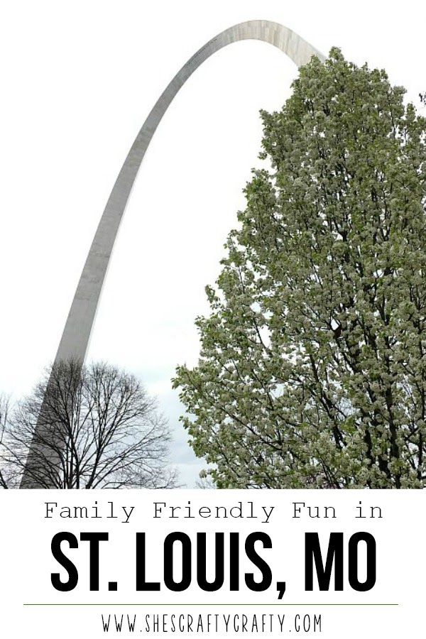Family Friendly fun in St. Louis, MO