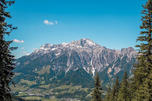 Saalfelden-Leogang - Saalachtaler Höhenweg 09