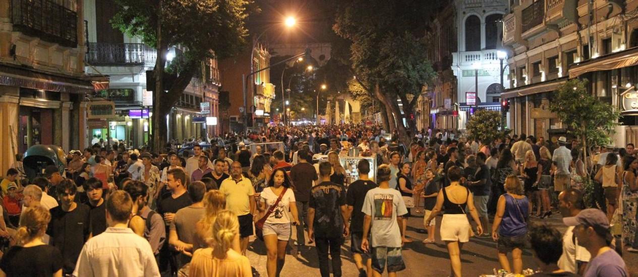 Ipanema não é o coração LGBT do Rio de Janeiro!