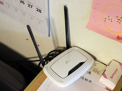 TP-Link WiFi 無線LAN ルーター TL-WR841N