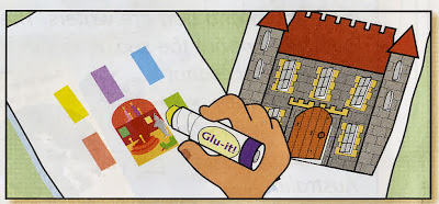 Castle project - Art projects for kids 5