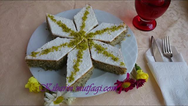 haşhaşlı revani nasıl yapılır, haşhaşlı revani tatlısı yapılışı, ramazan ayında hangi tatlılar yapılır , şerbetli tatlı tarifleri