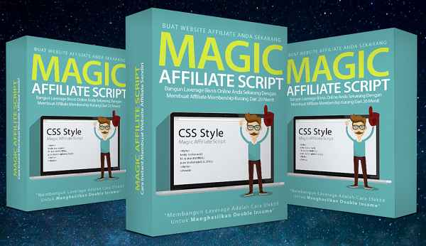 Magic Affiliate Script - Solusi Membangun Website Affiliate Membership