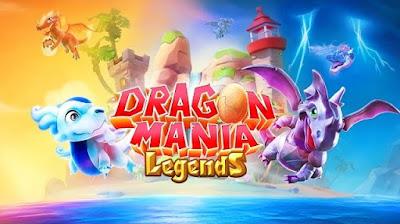 Dragon Mania Legends v2.8.0t Mod Apk (Unlimited Money)