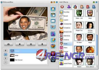 WebcamMax Terbaru 8.0.2.8 Full Version