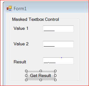 Using Masked TextBox in  NET - CodeProject