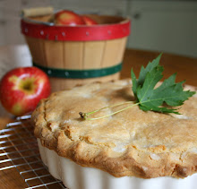 English Apple Shortcake . . .