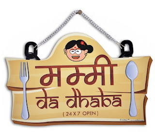 Mummy Da Dhaba - Mother's Day Special Gift