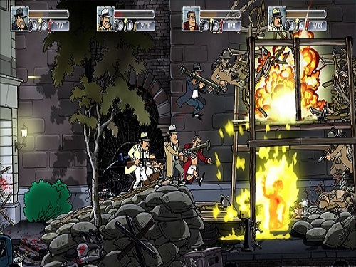 Guns Gore And Cannoli Game Free Download