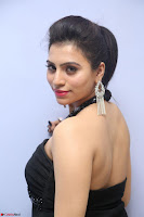 Priyanka in Sleeveless Black Slim Dress Spicy Pics ~  Exclusive 45.JPG