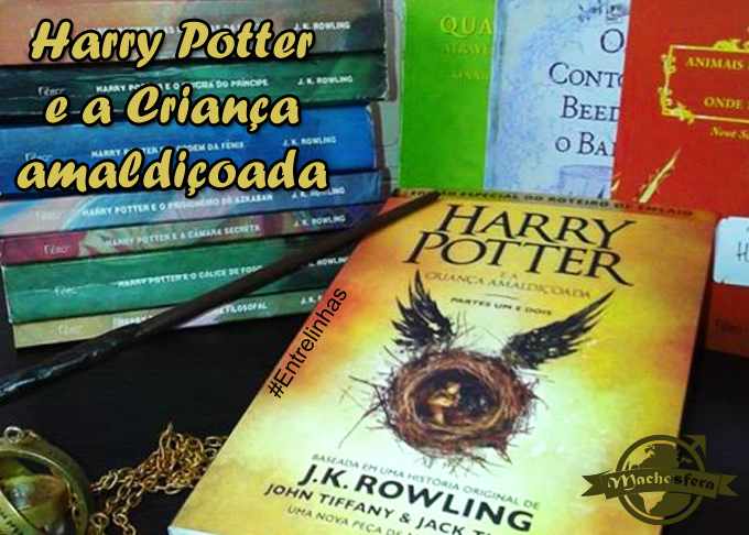 Entrelinhas - Harry Potter e a Criança amaldiçoada