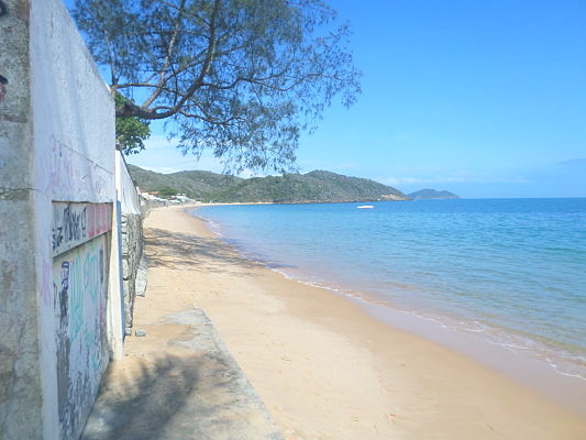 praia canto buzios